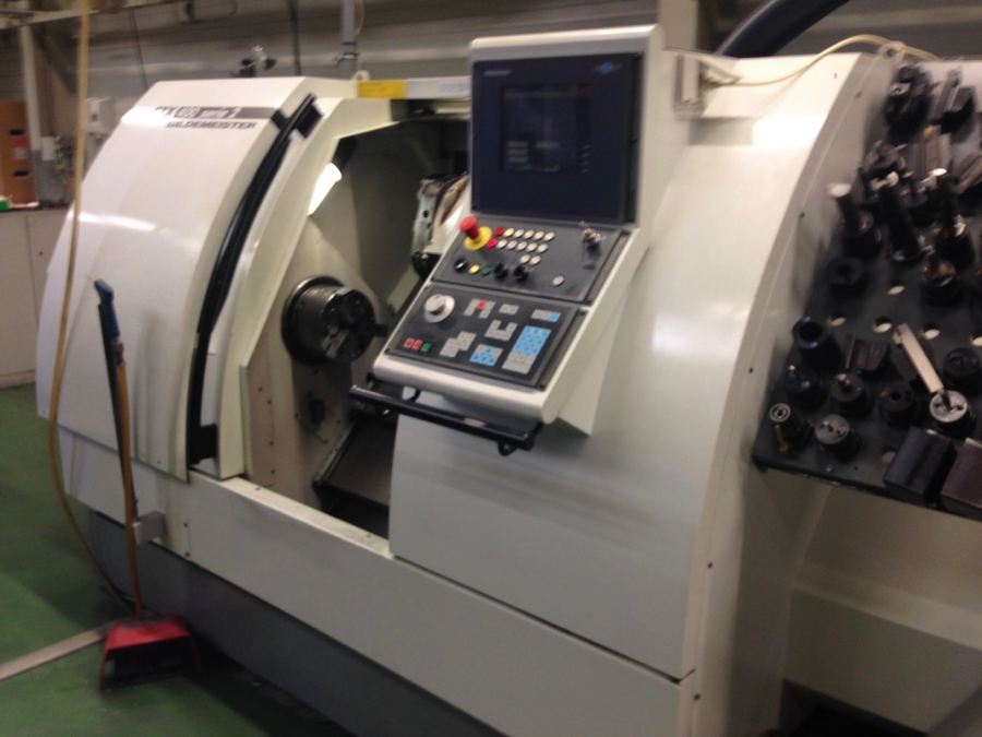 GILDEMEISTER 3-axis CNC Turning Centre