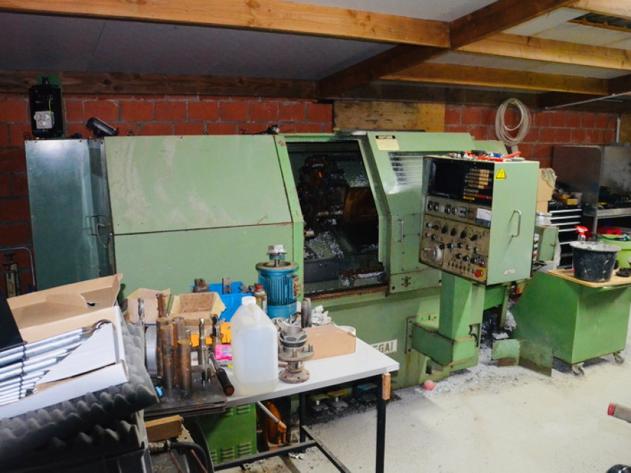 IKEGAI CNC Turning Centre