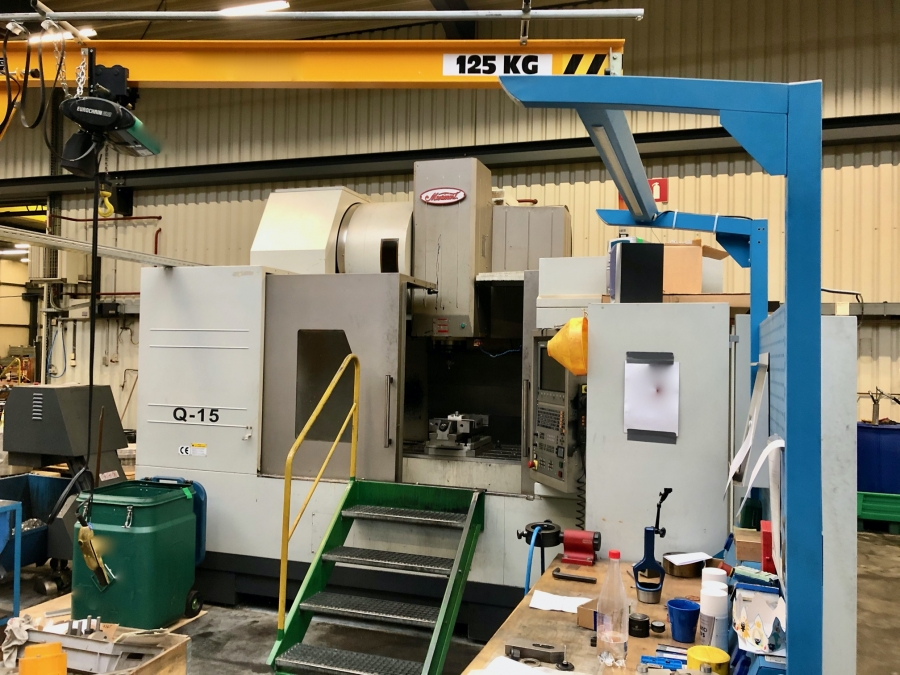 MAXIMART CNC Vertical Machining Centre