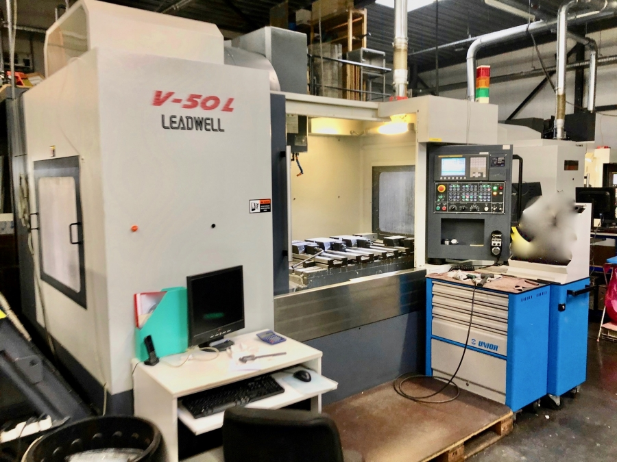 LEADWELL Vertical Machining Centre