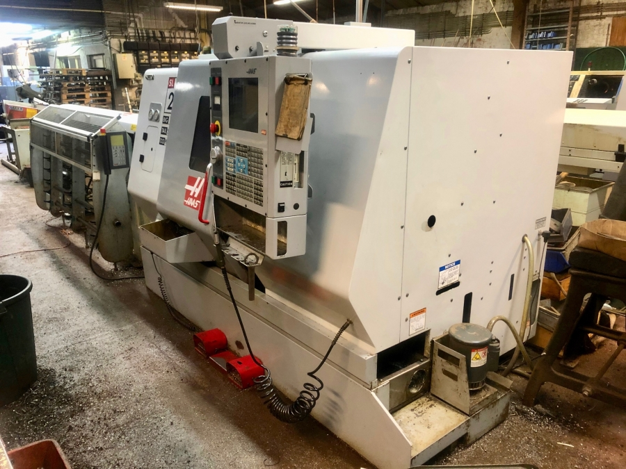 HAAS CNC Turning Centre - 2 axis