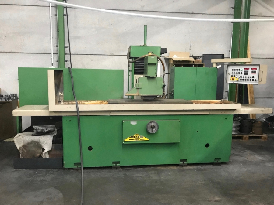 ELB Surface Grinder with DRO