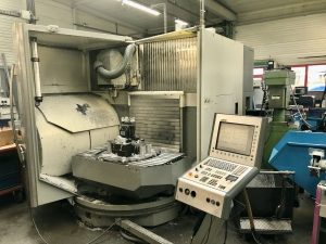 DECKEL MAHO 5-axis Vertical Machining Centre