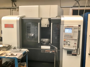 MORI SEIKI Vertical Machining Center