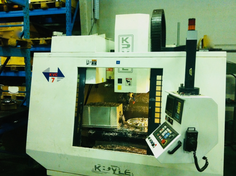 KRYLE Vertical Machining Centre