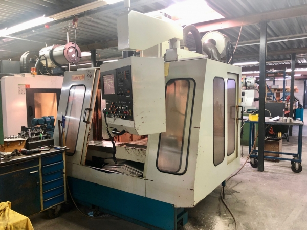 EUMACH CNC Vertical Machining Center