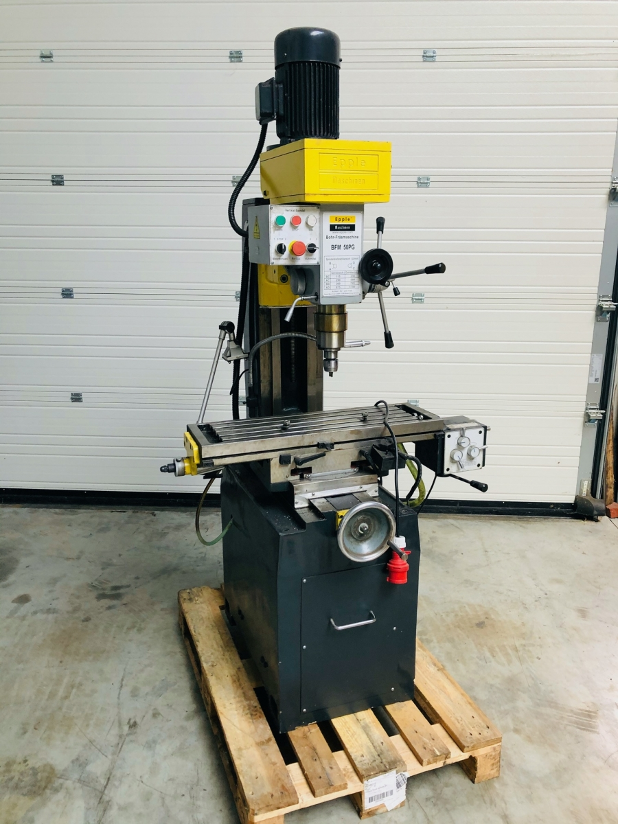 EPPLE Geared Drilling-Milling Machine