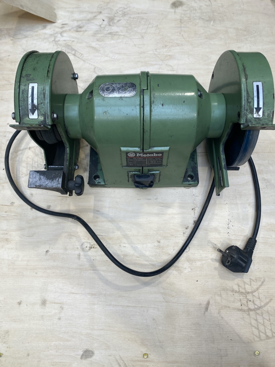 Metabo Double Grinder