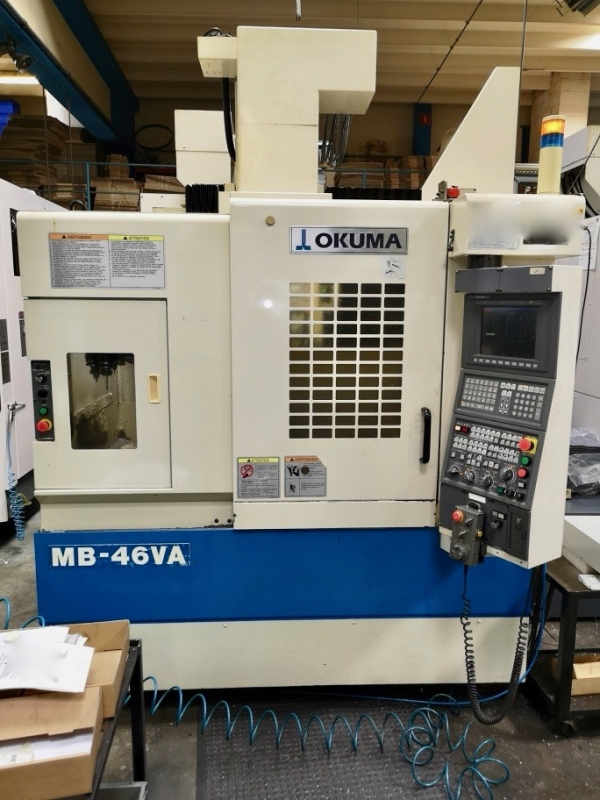 OKUMA Vertical Machining Center