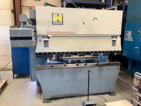 HACO Hydraulic Pressbrake RETROFITTED