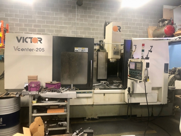 VICTOR CNC Vertical Machining Centre