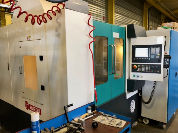 HURON Vertical Machining Center